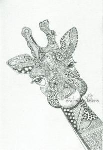web-Giraffe