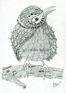 web-Humming Bird