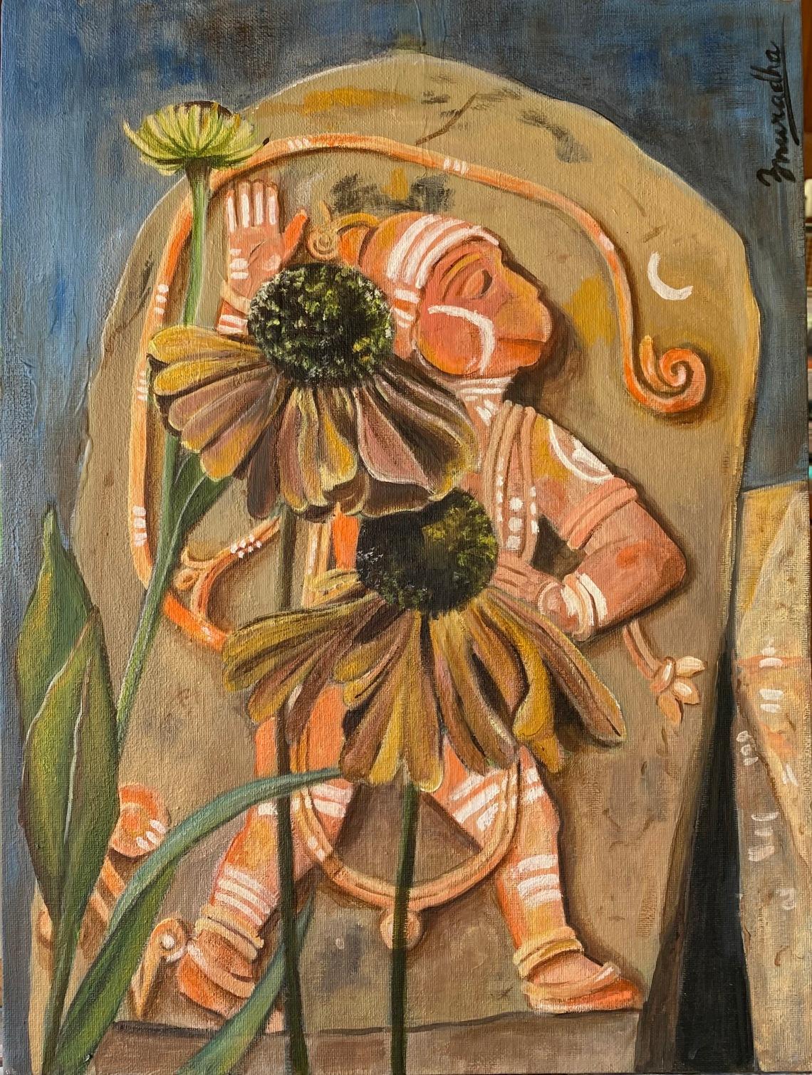 Hanuman-on the block
