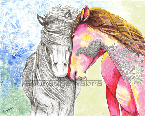 Yin-Yang-Horses